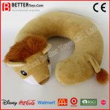 Los animales suaves de la alta calidad rellenaron la almohadilla del cuello