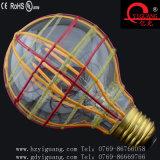 製造者LEDの軽いランプ230V E27 B22のG80 6W LEDのフィラメントの球根