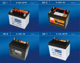 DIN Standard Mf Maintenance Free Car Battery