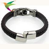 Pequeña pulsera de cuero de la manera caliente Stlb-17011018
