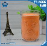 caviar 200ml, atolamento e salmouras de primeira qualidade, frasco de vidro sem chumbo