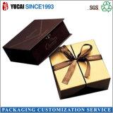 최신 판매 마분지 사탕은 분배자를 가진 서류상 초콜렛 상자를 상자에 넣는다