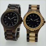 Houten Horloge van de Gesp van de Katapult van mensen het Unisex-