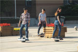 Rad-Ausgleich-elektrisches Roller-Skateboard des Form-Entwurfs-einer