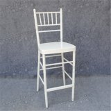 Yc-H010 Cheap Usado Metal Party Chiavari Bar Stool High Chair