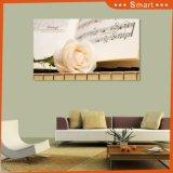 конструкция 3D Шампань Rose для домашней картины украшения на панели стены
