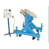 열 분무 작업 역 장비를 용접하는 살포 로봇 팔 조작자 코팅을%s 회전 장치 회전하는 작동 기우는 테이블