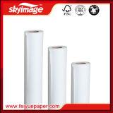 100GSM 1320mm*52inchは乾燥したカール止めの熱伝達の昇華印刷紙絶食する