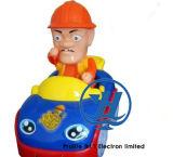 Coche del oscilación del paseo del juguete de los cabritos para los niños (ZJ-BCC11)
