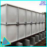 Réservoir de stockage direct de l'eau de fibre de verre d'usine