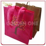 Promozionale riciclare il sacchetto di acquisto non tessuto tessuto pp