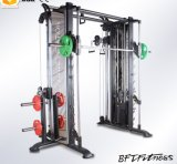 Machine multi de croisement de câble de Smith de fonction de gymnastique de matériel de forme physique