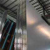Espejo reflexivo de cristal del espejo de cristal 3mm-10m m del color del espejo tablero polaco de la cabina de cristal de Flatted