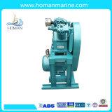 Compressor de ar marinho de refrigeração a ar de média pressão de 30 bar para navio / barco