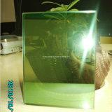 4-12mmの高品質の深緑色の反射か上塗を施してあるガラス