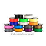 Filtro de impressão multi-color 3D PLA para impressora 3D