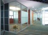ガラス隔壁システム