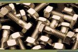 Inconel 600/601/625/718 Hexagon-Schrauben und Muttern