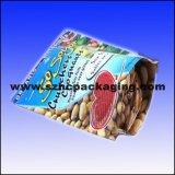 Wiederversiegelbare Plastiknahrungsmittelbeutel