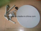 Antenne d'antenne parabolique de bande de Ku universelle avec la conformité de GV