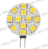 lámpara 2.4W (de 12PCS SMD LED LT G4)