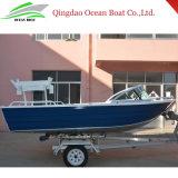 4.2m Runabouts-persönliches Aluminiumvergnügens-Fischerboot