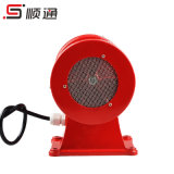Shuntong Ms-490 150dB AC110V 230V Doule Elektromotor-Sirene
