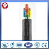 Силовой кабель низкого напряжения тока похороненный