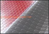 Настил плотного круглого крена листа циновки кнопки резиновый Antislip