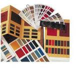 Carte de couleur de tissu