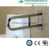 Barra di gru a benna della toletta della stanza da bagno dell'acciaio inossidabile per invecchiato ed handicappati