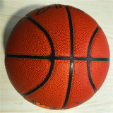 كرة سلّة صنع وفقا لطلب الزّبون [ور-رسستينغ] نوعية رخيصة [8بيسس] 4#5#6#7# [بو] كرة سلّة