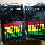Het geluid Geactiveerde Embleem van de LEIDENE Douane van T-shirts