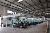 Будочка брызга краски Ce станции приготовление уроков обслуживания занавеса PVC для автомобиля