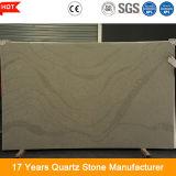 3.2m*1.6m 20mm starker PolierEngineeed Quarz-grosse Steinplatte für Haus-Dekoration
