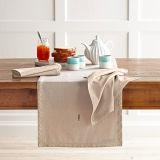 Hotel-Polyester-Tisch-Matten-Tisch-Seitentrieb (DPF2660)