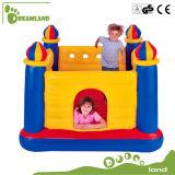 EUの標準幼児の子供の膨脹可能な警備員の城の屋外の運動場