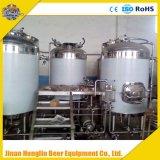 Klein - de met maat Apparatuur van het Bierbrouwen met Uitstekende kwaliteit
