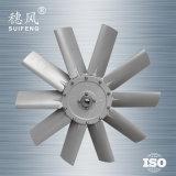 10 Schaufel-axialer Ventilator-Antreiber