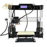 자동 수평 기능을%s 가진 Anet A8 중국 공장 직매 DIY 3D 인쇄 기계