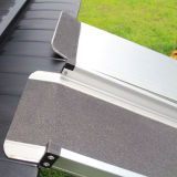 Rutschfestes Aluminum Loading Wheelchair Ramp für Disabled (220140-220180)