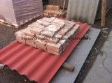 Плитка крыши цемента волокна Corrugated, 0.92 x 2.5m