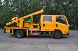 販売のためのガードレールのポストドライバートラックの製造業者