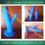 Parti personalizzate della gomma di silicone con la muffa di disegno