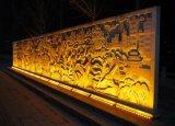 IP65 18*10W LED Wand-Unterlegscheibe im Freien für Gebäude-Fassade-Dekoration