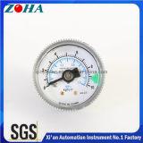 """هوائيّة ضغطة مقياس [40مّ/1.5] """" خلفيّ قاعدة [هيغقوليتي] يجعل في الصين"""