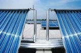 Sistema solare avanzato del collettore del riscaldatore di acqua del condotto termico (AKH)