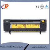 3.2m imprimante à jet d'encre large de format de couleur de flore de 8 de Konica têtes d'impression