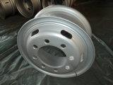 Roda da roda do aço do pneu do caminhão 9.00X22.5, 8.25X22.5