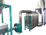 Heiße gewaschene Flasche, die Maschinerie und die überschüssige Plastikwiederverwertung aufbereitet